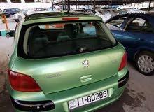 Automatic Peugeot 2002 for sale - Used - Salt city