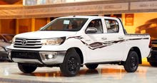 2020 New Hilux with Manual transmission is available for sale