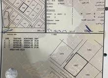 فرصة للبيع ارض شبة كوونر في مدينة النهضة مربع 7/1