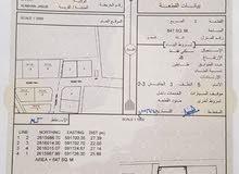 للبيع ارضان شبك ممتازتان في الصومحان جنوب خلف مشروع ممشى العريمي