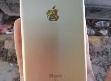 ايفون 6s الجهاز نظيف مغير شاشة والبصمة شغالة واموره تمام