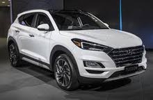 Hyundai Tucson car for rent