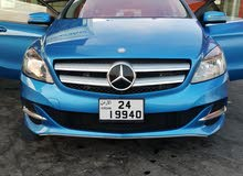 2014 Mercedes Benz B Class for sale in Amman