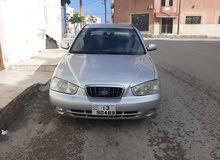 Manual Hyundai 2001 for sale - Used - Irbid city