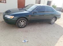 Toyota Camry 1998 For sale - Green color