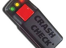 جهاز كشف الحوادث  CRASH CHECK