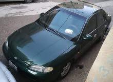 Gasoline Fuel/Power   Hyundai Avante 1997