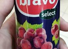 عصير نمساوي بثلاث نكهات عبوة 250 ملي