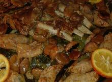 طبخ جاهز اطيب اكلات الشعبيه بالحم العراقي والسمك الحي