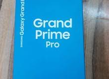 مبايل كراند برايم برو Galaxy Grand Prime Pro نظيف مستعمل شهر