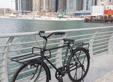 للبيع دراجة هوائية جديدة كلاسيك مقاس 28 انش