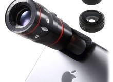 عدسات تصوير للجوالات زووم