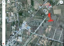 قطعة ارض للبيع تاجورة النشيع 22 الف 500 متر