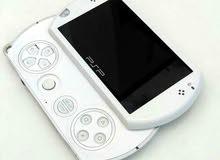 PSP go  للبدل مع ايفون 5اس او جالكسي