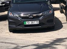 Honda City car is available for  rent