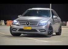 Grey Mercedes Benz C 300 2011 for sale