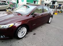For sale Ford Fusion car in Zarqa