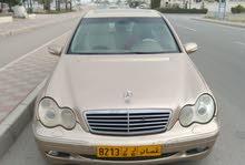 مرسيدسC240 2003