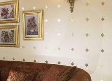 فني ديكور دهانات. ورق جدران