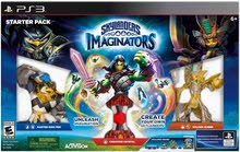 Skylanders Imaginators Starter Pack for Sony PlayStation 3