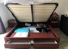 a queen size bed for sale