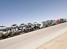 شحن سيارات لليمن بسعر ثابت 60دينار