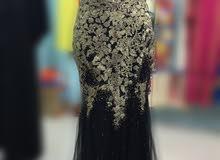فستان سهرة للايجار او للبيع