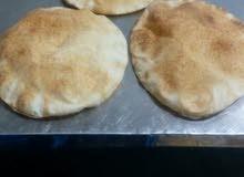 افران خبز للبناني ومصري وصامولي وعجانات