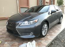 Gasoline Fuel/Power   Lexus ES 2014