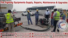 Fire Fighting Equipments Supply, Repairs, Maintenance & Upgrades
