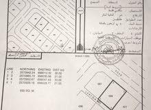ارض للبيع في ولايه قريات مخطط الساحل مساحة الارض630م