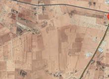 قطعة أرض في بودريسه 5هكتار مكان واحد وقطعة أرض 3هكتار تبعد عن الرئيسي 500متر كهر