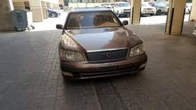 Used Lexus LS for sale in Sharjah