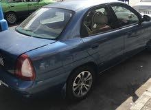 دايو نوبيرا ون موديل 1997 السيارة خالي قَص قلبان
