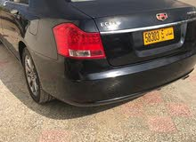 Geely Emgrand 8 car is available for sale, the car is in Used condition