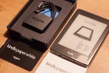 كندل القارئ الالكتروني لعشاق القراءة kindle amazon E-Reader