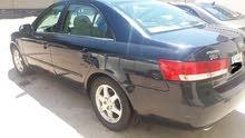 Hyundai Sonata 2007 For sale - Blue color