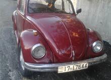 Volkswagen Beetle car for sale 1971 in Amman city