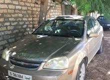 Gasoline Fuel/Power   Chevrolet Optra 2007