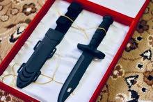 السكين الأمريكية المصنوعة لمواكبة جميع الظروف والاستعمالات