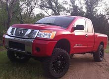 Nissan Titan made in 2008 for sale