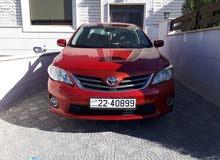 Toyota Corolla car for sale 2011 in Amman city