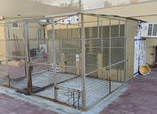 قفص كلاب للبيع 4x4