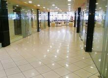 مواقع للإيجار تصلح مكاتب عقارية بأسعار مميزة في جبل الحسين
