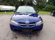 Manual Blue Nissan 2003 for sale