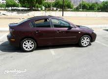 مازدا 3 موديل 2007  اوتوماتيك رقم 1 سياره