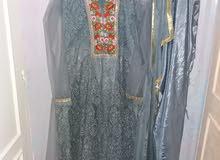 اروع فستان سهرة هندي أنيق وجذاب