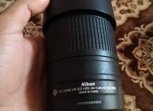 نيكور 55-300 و 50mm