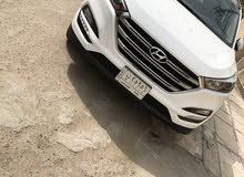 White Hyundai Tucson 2017 for sale