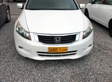 White Honda Accord 2010 for sale